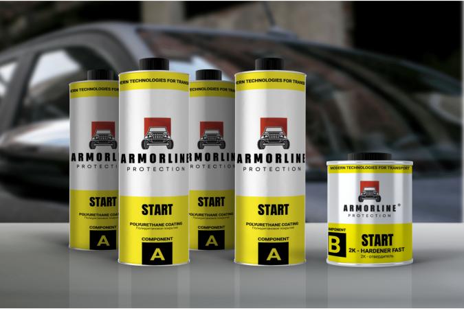 ArmorLine START